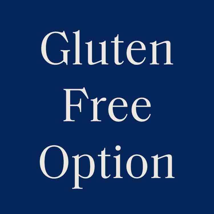 Gluten-Free Option