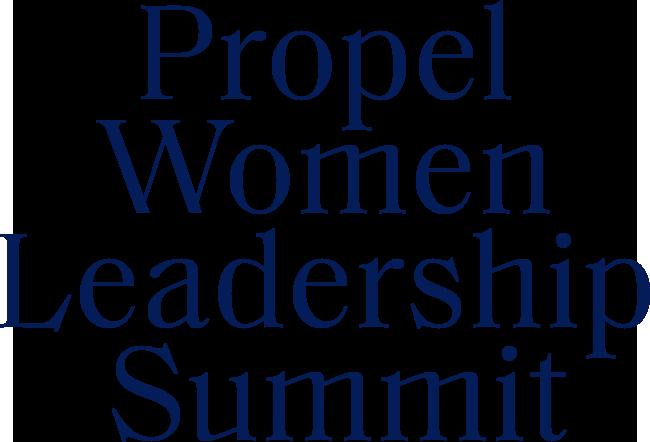 Propel Leadership Summit