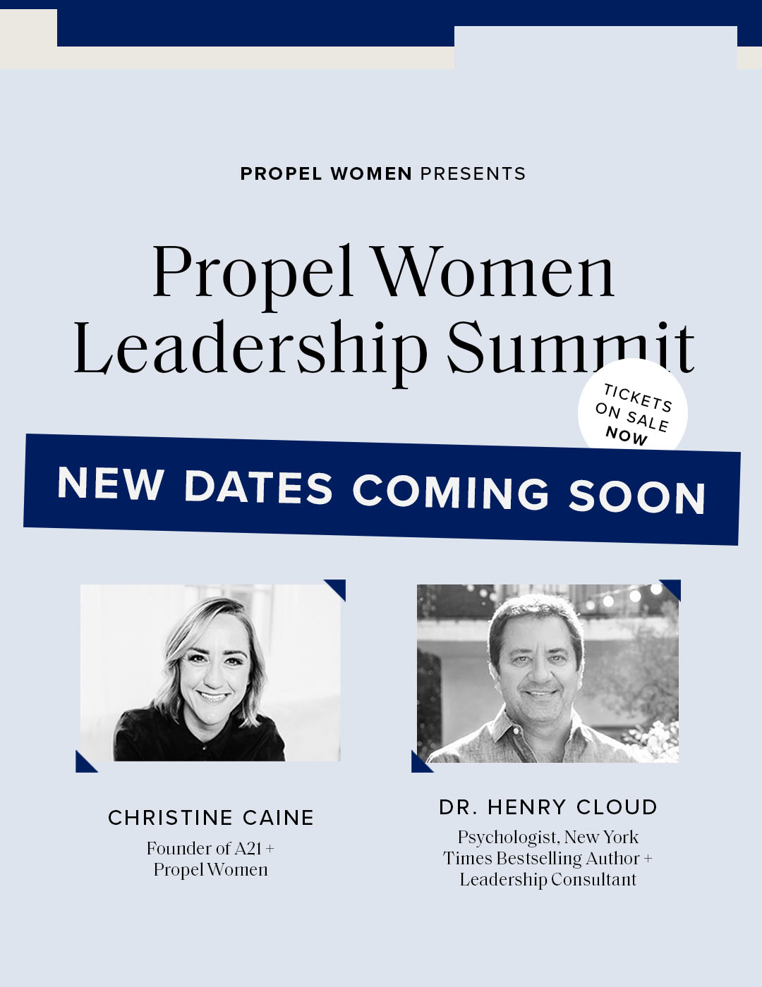 Propel Leadership Summit Speakers