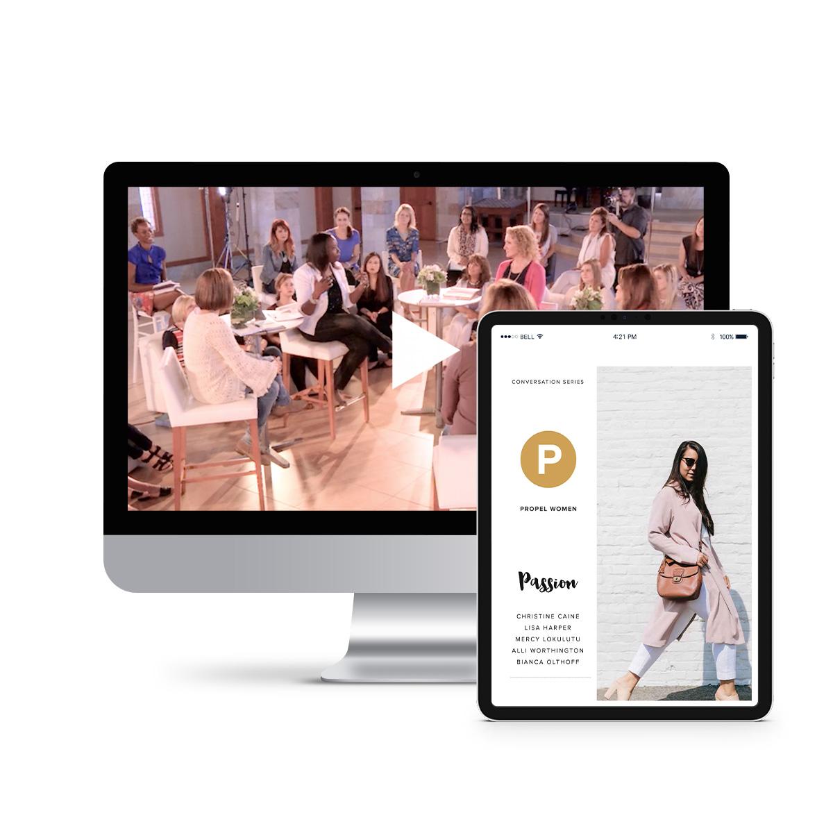 Passion Leader Kit (Digital Download)